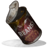 Empty Can Of Beans