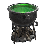 Cursed Cauldron